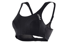 2XU WR1791a Functioneel Ondergoed Dames Support Bra zwart